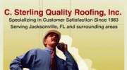C. Sterling Quality Roofing
