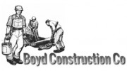Boyd Construction Co Inc