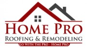 Home Pro Roofing And Remodeling
