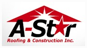 A-Star Roofing & Construction Inc.