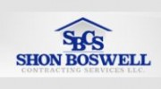 Shon Boswell Contracting Services