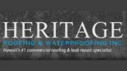 Heritage Roofing & Waterproofing Inc