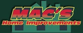 Mac's Home Improvements