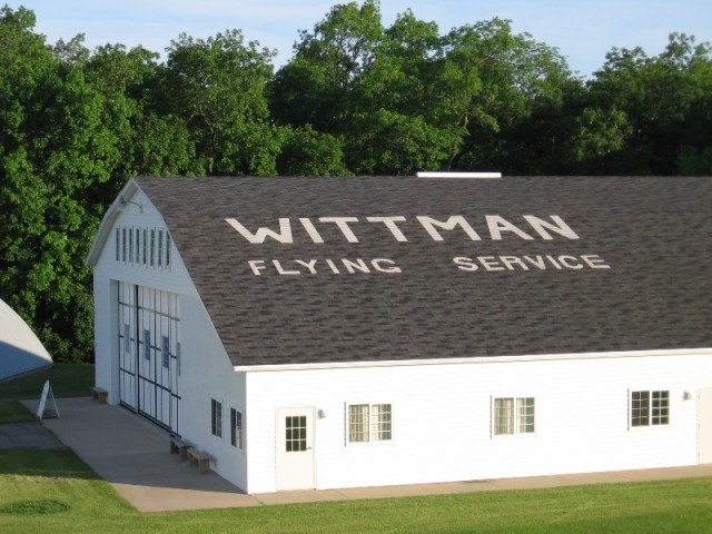 Lettering on Roofing