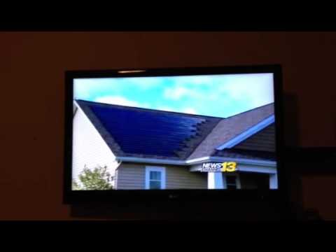 Total Roofing KRDO Interview On Solar Shingles
