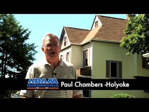 Customer Testimonial in Holyoke, MA | Adam Quenneville Roofing, Siding, Windows & Solar