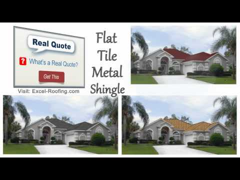 Get a Roofing Estimate - Fast and Free