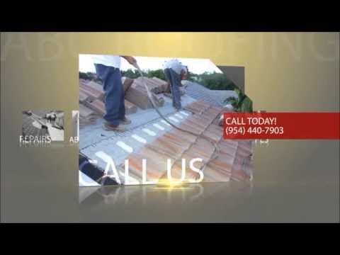 Roof Repairs Coral Springs, FL | ABC Roofing Corp.