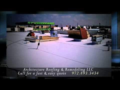 Architecture Roofing