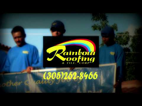 Rainbow Roofing & Tile Promo