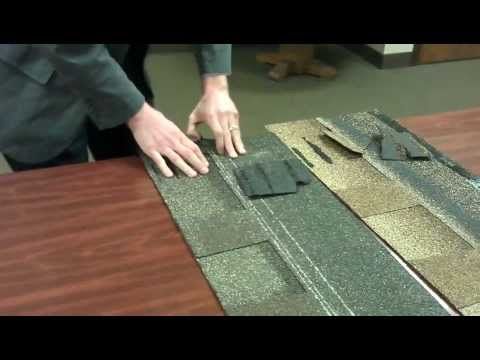 Comparing Roof Shingles Manufacturing
