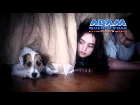 Leaky roof keeping you awake during a storm? | Adam Quenneville Roofing, Siding, Windows & Solar