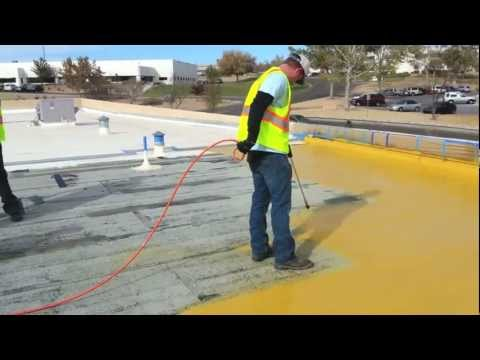 Roofcare - RMI Fluid-Applied Roof Renovation
